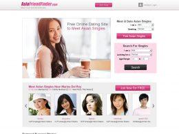 Asia Friend Finder