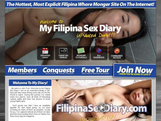 Filipina Sex Diary